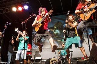 Internationales Straßenmusik-Festival Ludwigsburg
