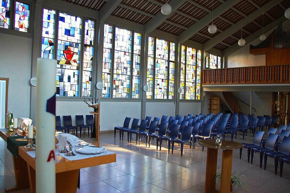 Ev. Johanneskirche - Weil am Rhein