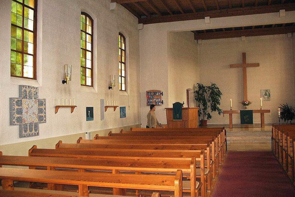 Evangelische Johanneskirche - Löffingen