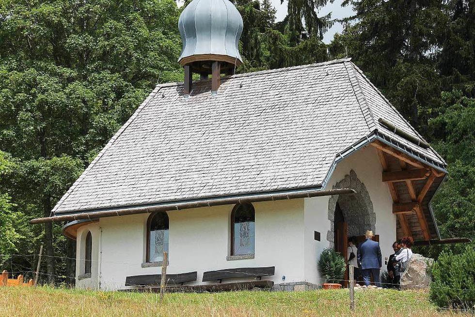 Wittlisberger Kapelle - Häusern