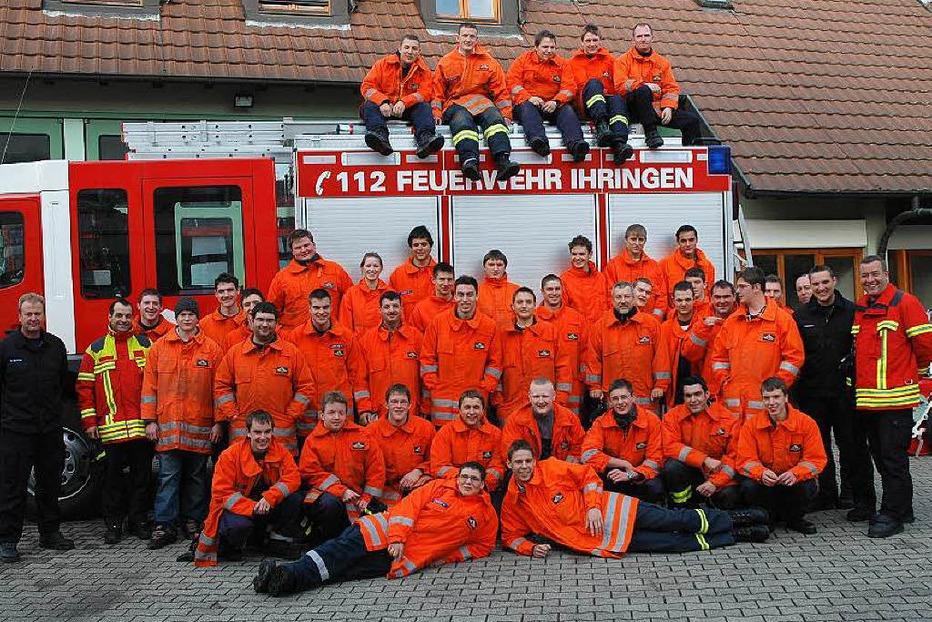 Feuerwehrgerätehaus Oberrotweil - Vogtsburg