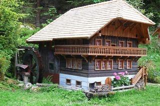 Moosmühle Blasiwald