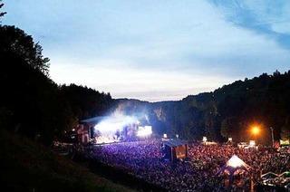 Taubertal-Festival bei Rothenburg ob der Tauber