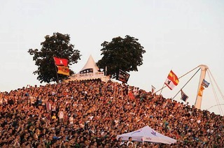 Das Fest in Karlsruhe