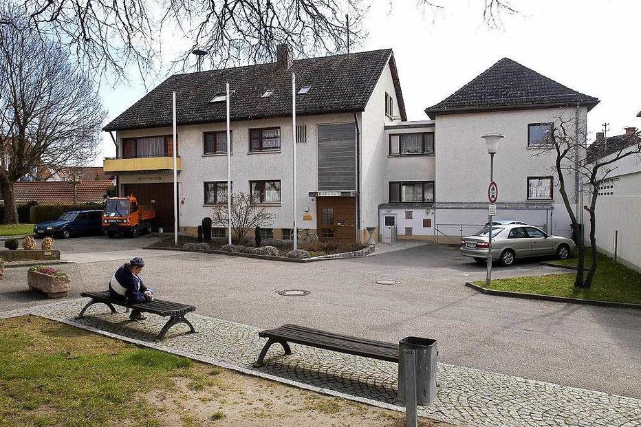 Rathaus Munzingen - Freiburg