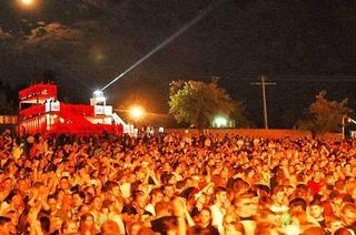Happiness-Festival in Straubenhardt