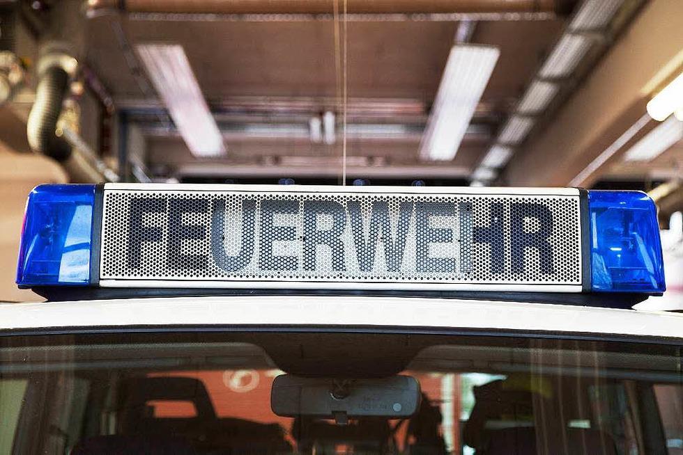 Feuerwehrwache - Freiburg