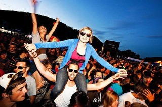 Mini Rock-Festival in Horb am Neckar