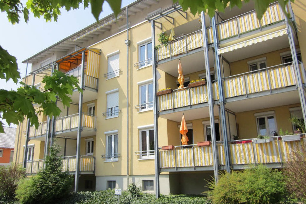 AWO-Seniorenwohnanlage - Umkirch