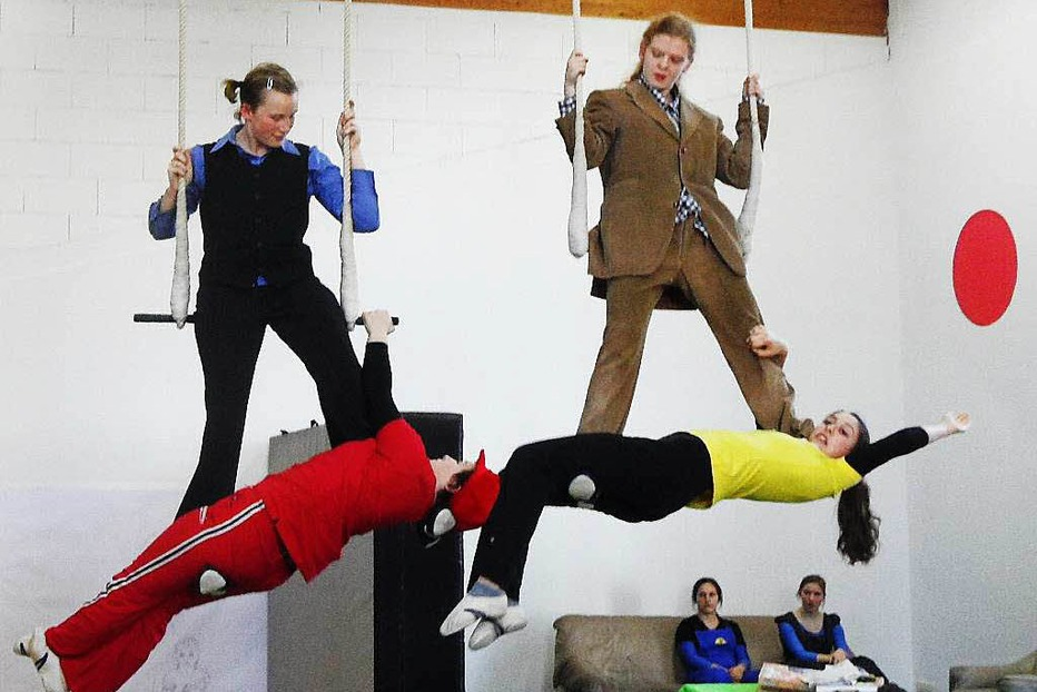 Circus-Schule Balluna - Merzhausen