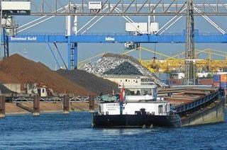 Rhein-Hafen Kehl