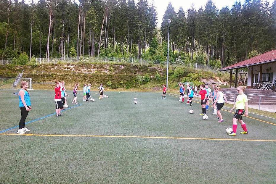 Sportplatz - Schluchsee