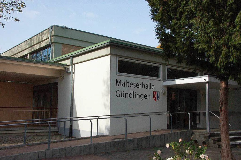 Malteserhalle (G�ndlingen) - Breisach