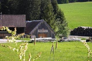 Förberhofmühle (Langenordnach)