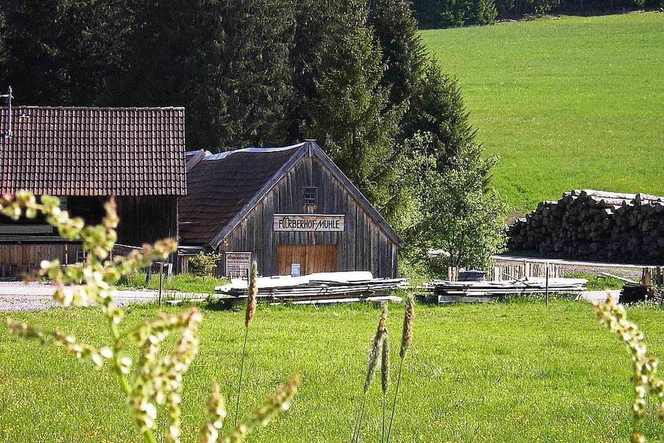 F�rberhofm�hle (Langenordnach) - Titisee-Neustadt