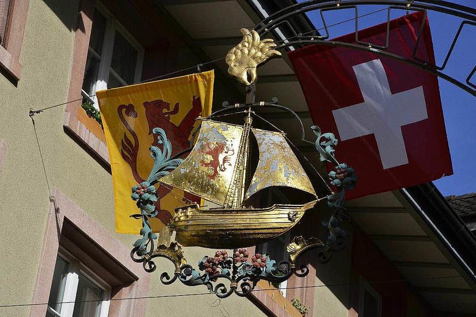 Museum Schiff - Laufenburg (Baden)