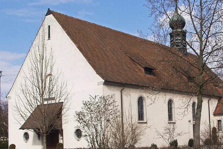 Marienkirche Köndringen - Teningen