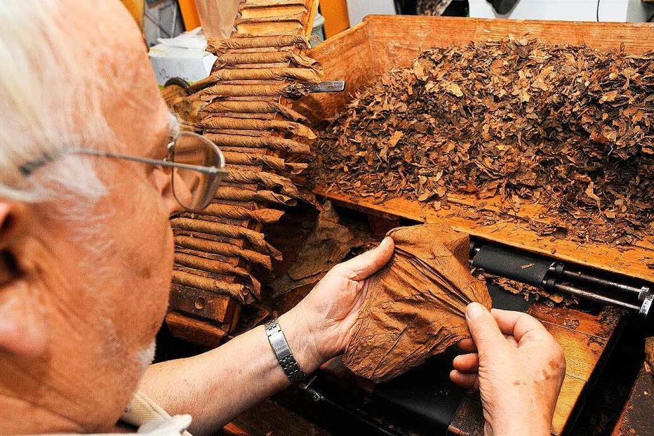 Zigarren-Manufaktur Lehmann - Lahr
