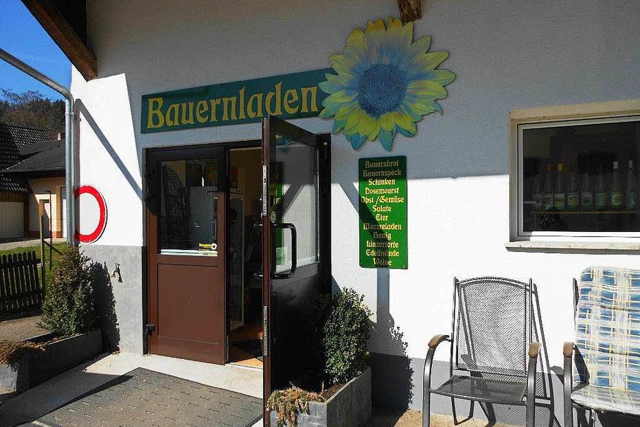 Hofladen Jung (Niedereggenen) - Schliengen