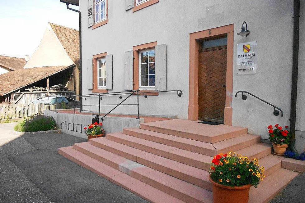 Rathaus - Fischingen