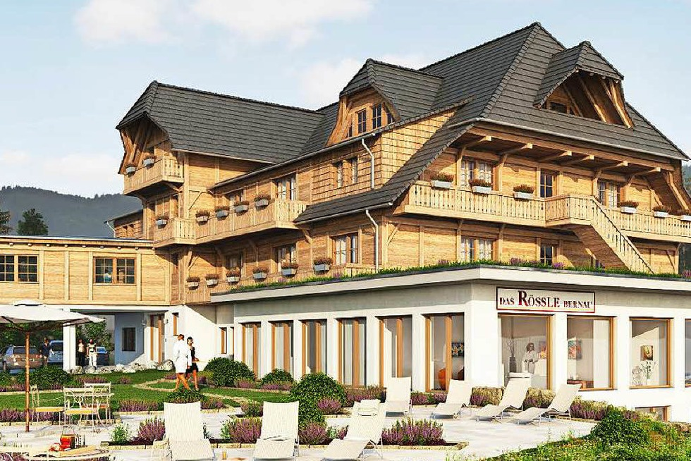 Gasthaus Rössle - Bernau