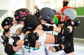 Block Forest Roller Girls