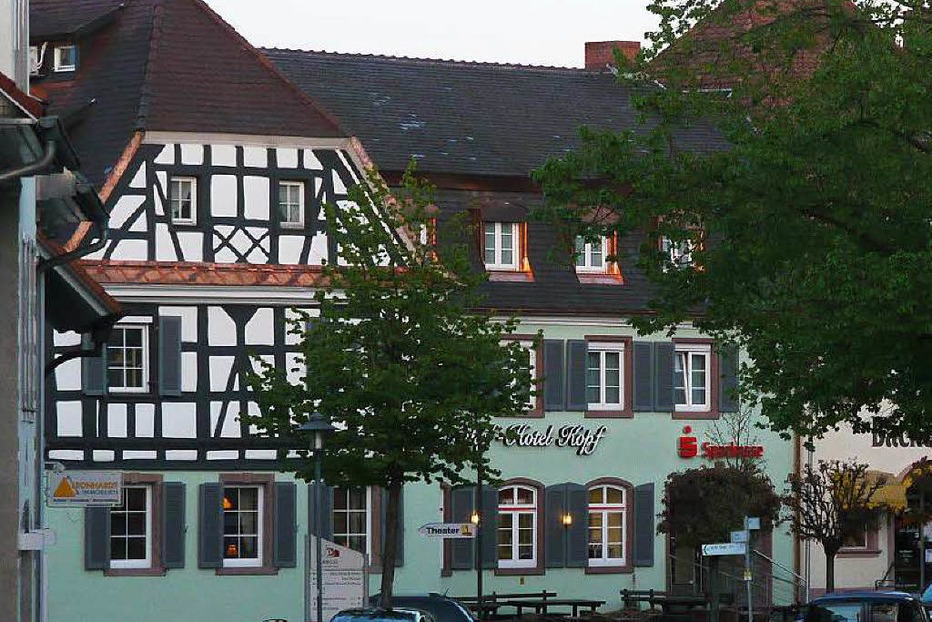 Gasthaus Kopf - Riegel
