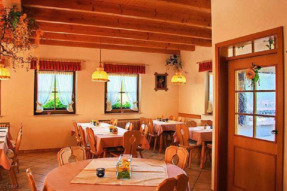 Gasthaus Dorfstübli Weitenau - Steinen