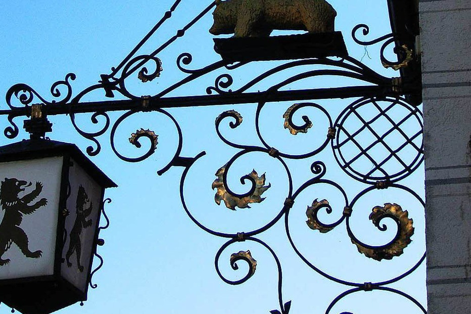 Gasthaus B�ren (Katzenmoos) - Elzach