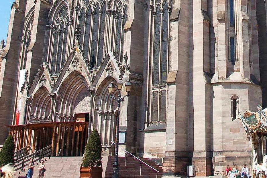 Temple Saint-Etienne - Mulhouse (F)