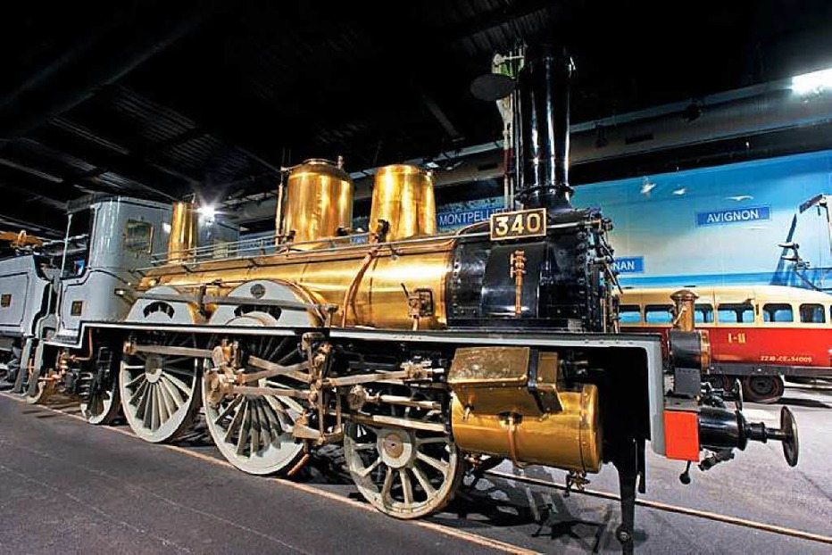 Eisenbahnmuseum - Mulhouse (F)