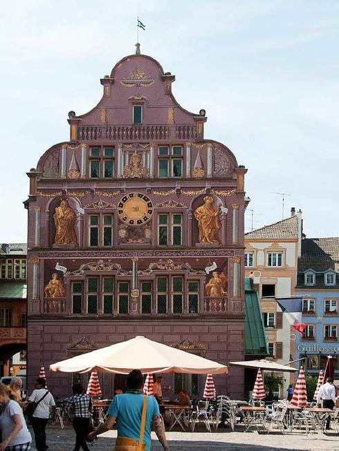 Hôtel de Ville - Mulhouse (F)