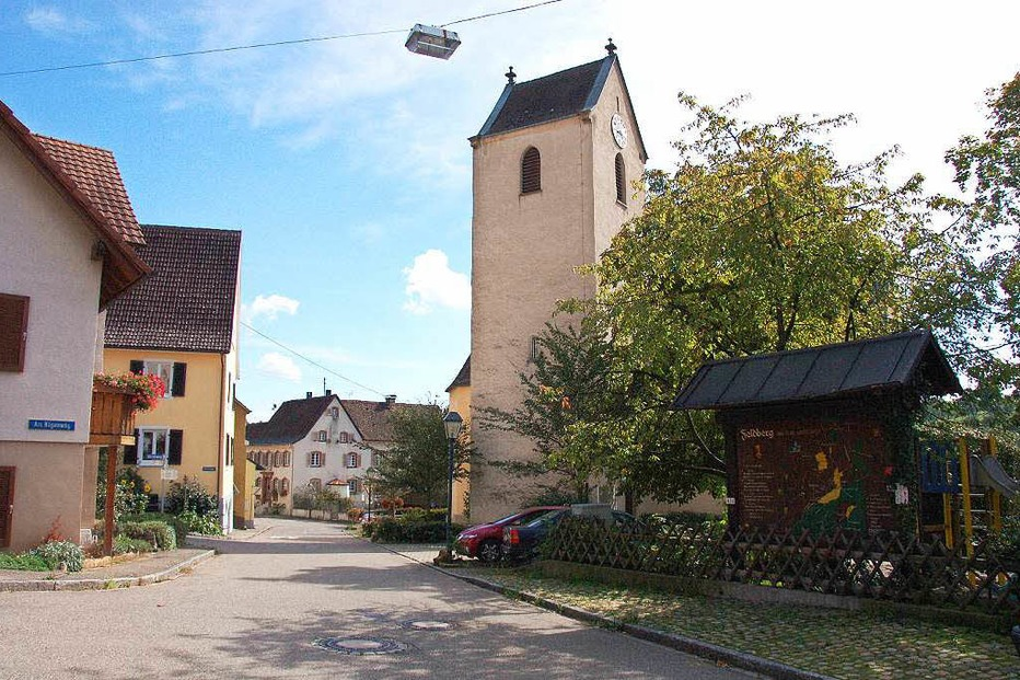 Evangelische Kirche Feldberg - Müllheim