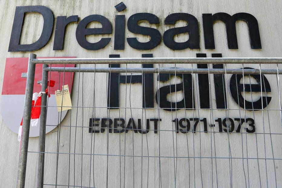 Dreisamhalle Ebnet - Freiburg