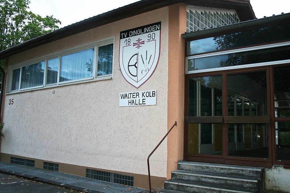 Walter-Kolb-Halle (Dinglingen) - Lahr