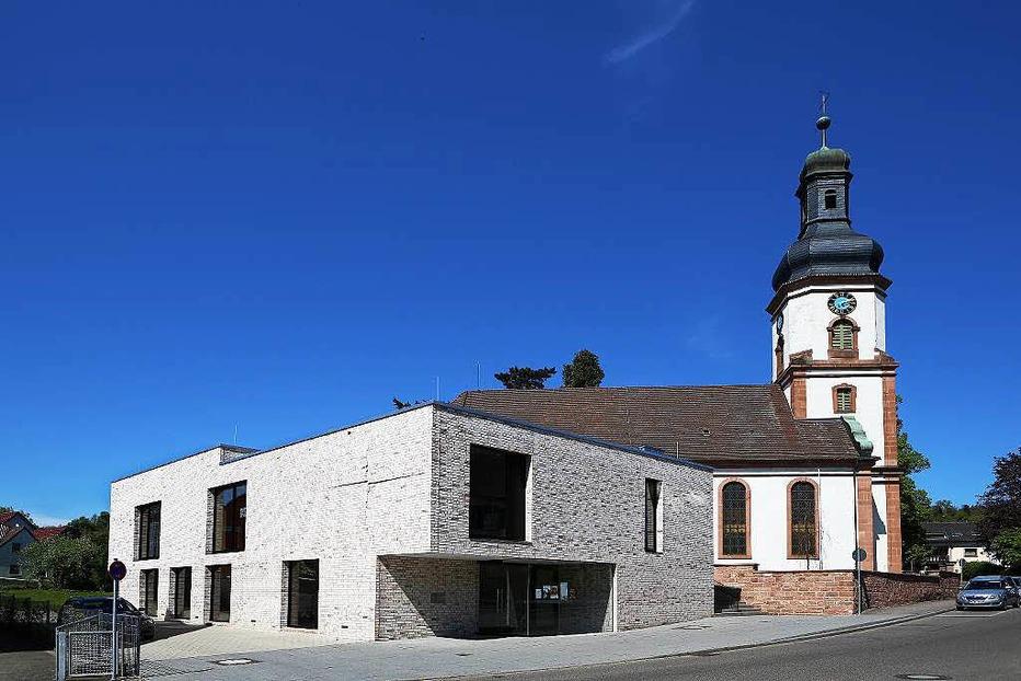 Ev . Martinskirche (Dinglingen) - Lahr