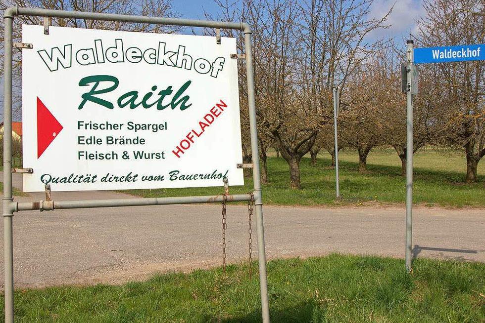 Waldeckhof Raith - Weisweil