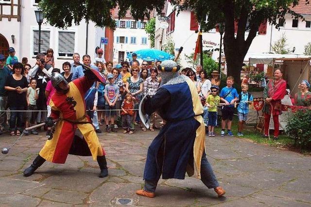 Altstadtfest in Kenzingen