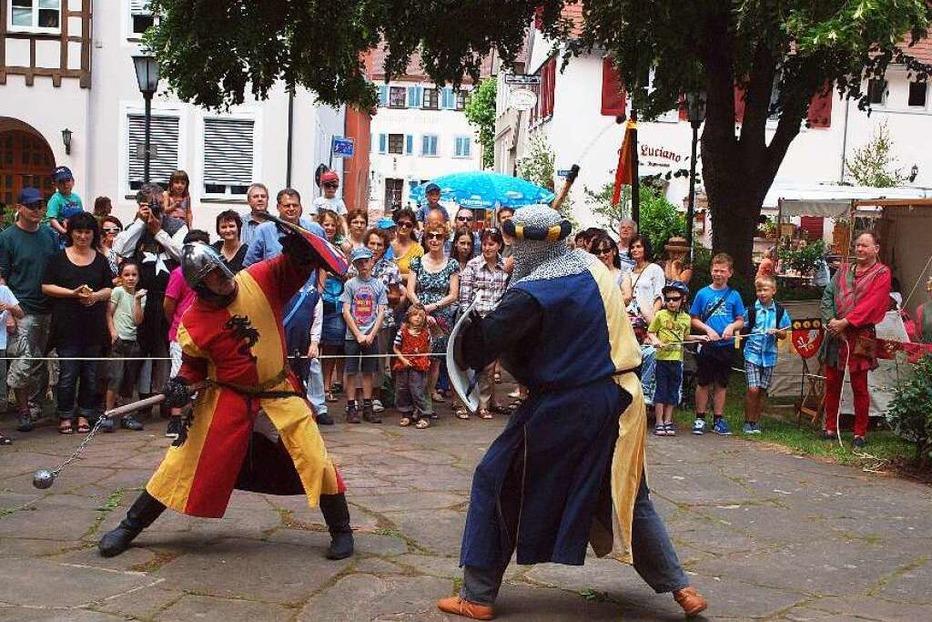 Altstadtfest in Kenzingen - Badische Zeitung TICKET