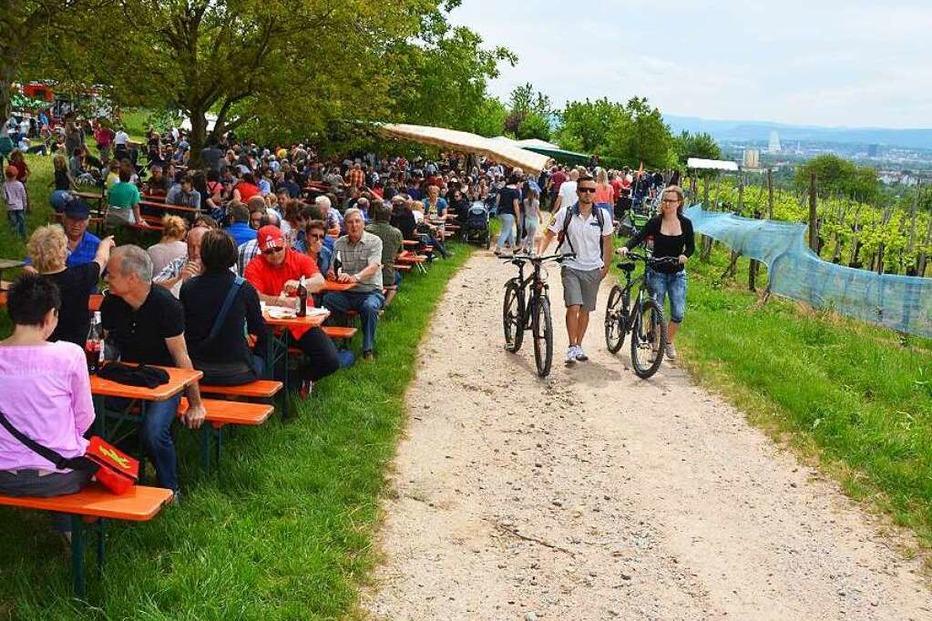Rettichfest in Haltingen - Badische Zeitung TICKET
