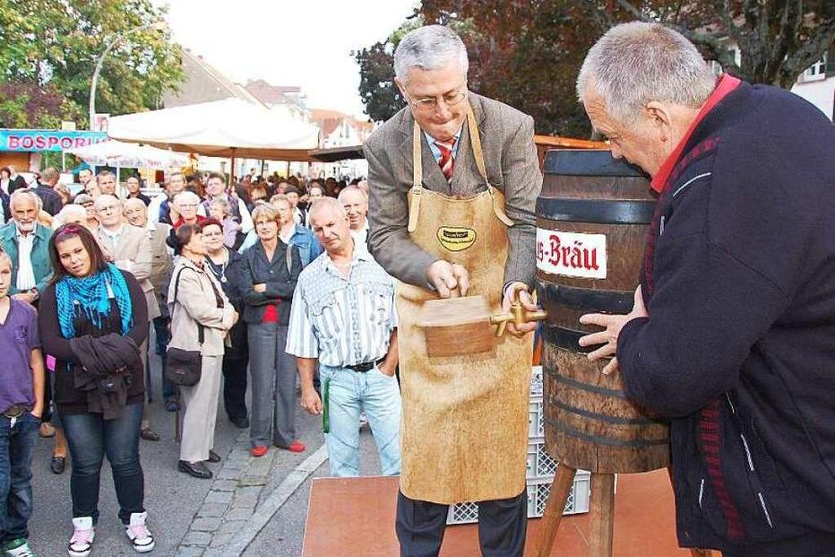 Altweiler Straßenfest in Weil am Rhein - Badische Zeitung TICKET