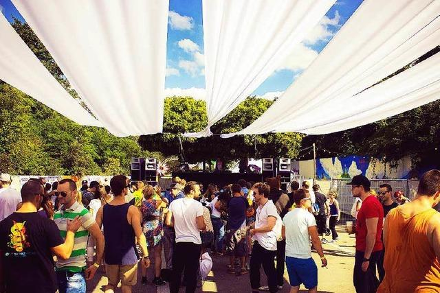 Genzenlos Open-Air-Festival in Weil am Rhein