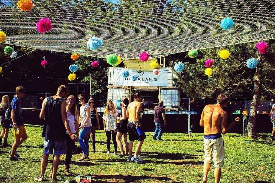 Genzenlos Open-Air-Festival in Weil am Rhein - Badische Zeitung TICKET