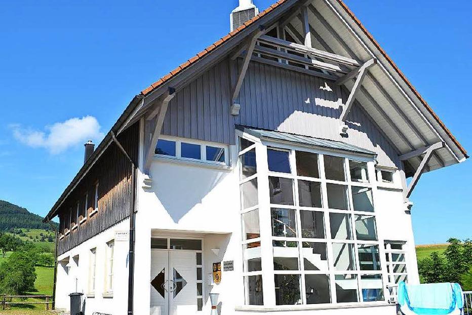 B�rgerhaus Adelsberg - Zell im Wiesental