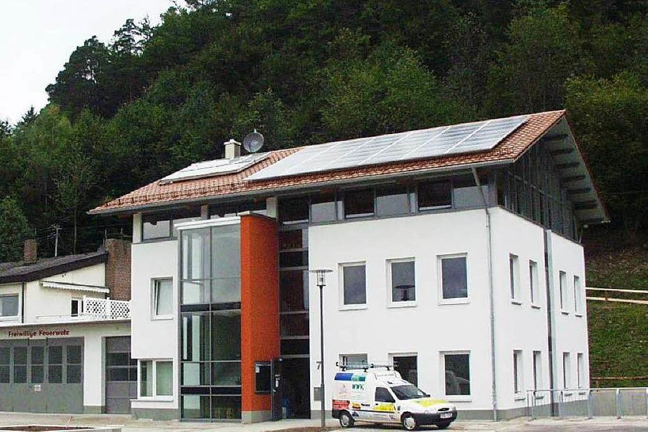 Bürgerhaus Wittental - Stegen
