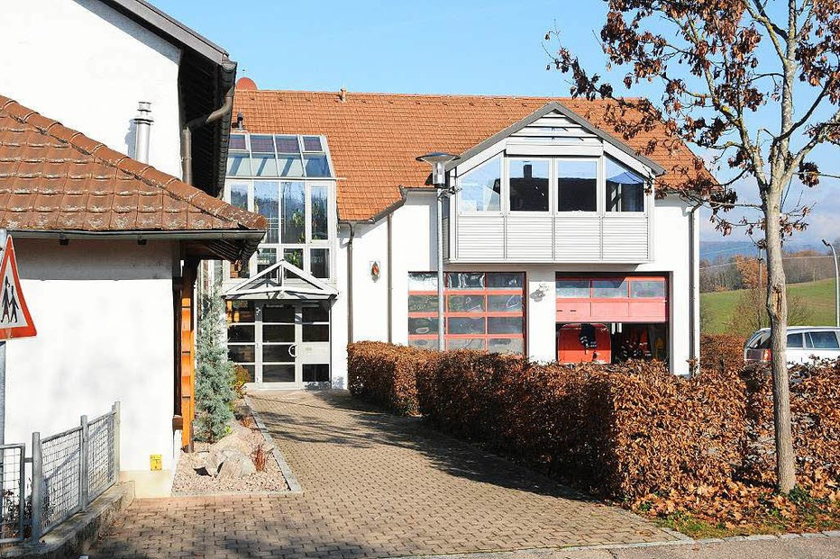 Bürgerhaus Hüsingen - Steinen