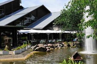Parkrestaurant im Bürgerhaus