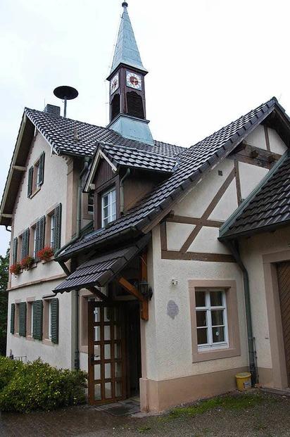 B�rgerhaus Landeck - Teningen