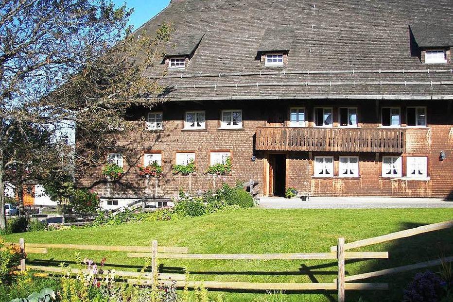 Alter Pfarrhof - Breitnau