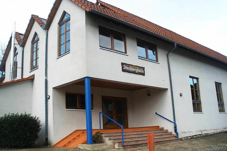 Stockberghalle - Malsburg-Marzell